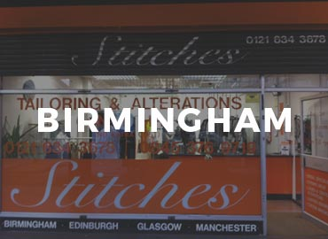 stitches birmingham tailor - SERVICES